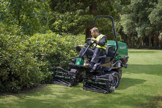 Ransomes - T H WHITE Groundcare